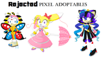 REJECTED Pixel Adoptables :OPENED: by IWishForAFish