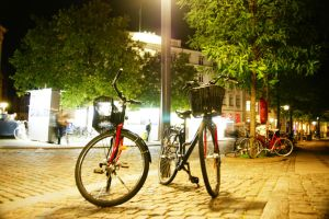 Bicycles by Heurchon
