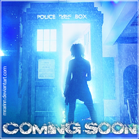Tardis and Lindsey Stirling! by MrArinn