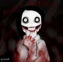 Jeff The Killer by CelestialTheManiac