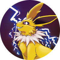 jolteon pin by mechanicalmasochist
