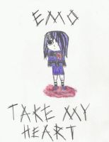 Emo Take My Heart by catz537