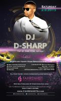 Test Job Fahrenheit DJ DSharp Mardi Gras Theme by chriz09