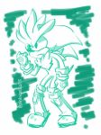Silver the Hedgehog by PinkVanilla715