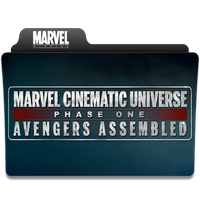 Marvel Cinematic Universe: Phase One by Rdamanthys
