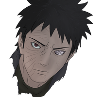 Drawing: Obito by V3ldin