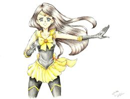 Request: Sailor Sun by SailorShana8