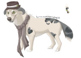 Molly- for auction! by Psitt