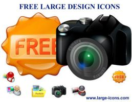 Free Large Design Icons by Ikont