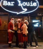 Santacon Chicago 2012 by ebonneau