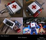 Medic's Backpack prop from Team Fortress 2 by Minatek616