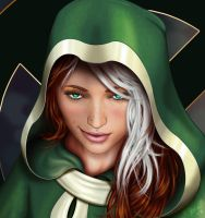 Rogue by lilyinblue