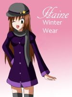 Haine- Winter Wear by lovelychu