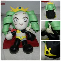 Martina Zoana Plush by moonlightspirit