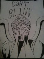 Weeping Angel by NtmrMoon