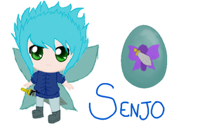 Senjo by angelofcryinghearts