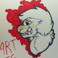 copic test. by CGhall-X