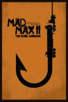 Mad Max - The Road Warrior by edgarascensao