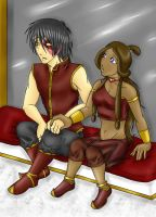 Zutara - Taking Chances by SetoAngel01