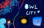 Owl City by SHANNY451