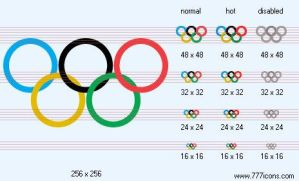 Olympic games Icon by sport-icons