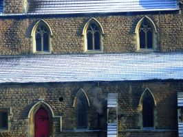 331 - Frosted church by kez245