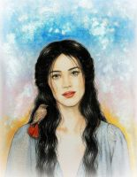 Luthien by annoulaki