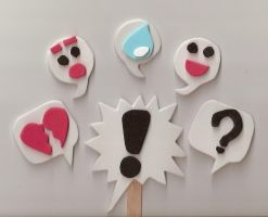 The Emoticons by elijahschick