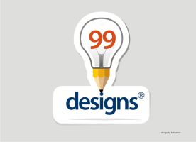 99designs sticker by dorarpol