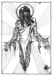 Zombie Jesus 2014 by ayillustrations