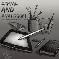 My Art Tools by Bungy32