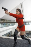 Lana Kane Shoot for the Stars by miss-kitty-j