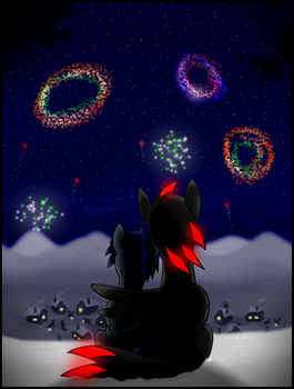 New 2012 Year by unitoone