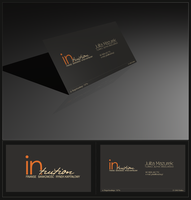 Business Card by goodghost1980