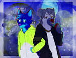 And there's dancing. by TristeHappyHyena