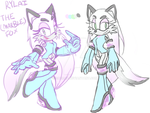 Rylai the Marble Fox by SA2OAP