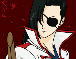 Yagyuu Kyuubei .:Request:. by uchiha-itachi111