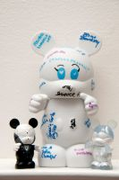 Wedding Guestbook Vinylmations by LDFranklin