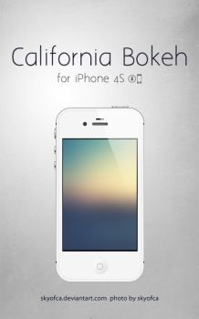 California Bokeh for iPhone 4S by skyofca