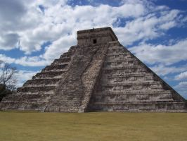 Chichen Itza 04 by vio-stock