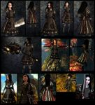 Alice 2_plated-chainmail-dress by Cerberus071984