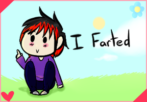 I farted by XShadowstar