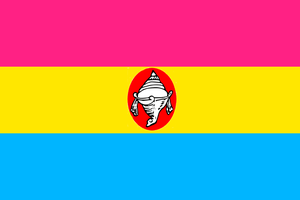Flag of Kerala by ramones1986