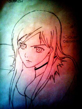 Inoue Orihime by Inferno3