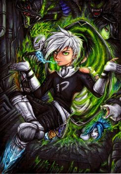 Witching hour - Danny Phantom by Curse-of-Lolth