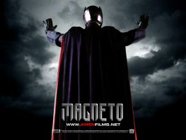Magneto wallpaper ver.2 by sonLUC