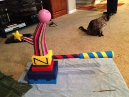 Warhammer of Zillyhoo WIP #7 by BaconFlavoredCosplay