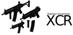 Robinson Arms XCR - Rigged by ProgammerNetwork
