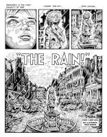 The Rain, page 1 by dalgoda7