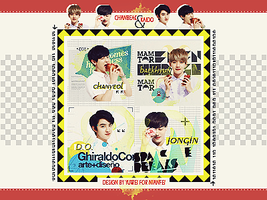 140411 CHANBEAK.KAIDO ICON SET by YUWEI2304